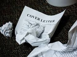 Common Cover Letter Mistakes You Definitely Should Avoid