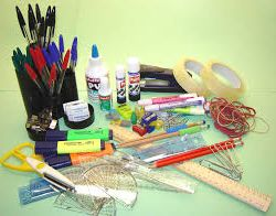 How Various Stationery Items Help to Enhance your Child's Education